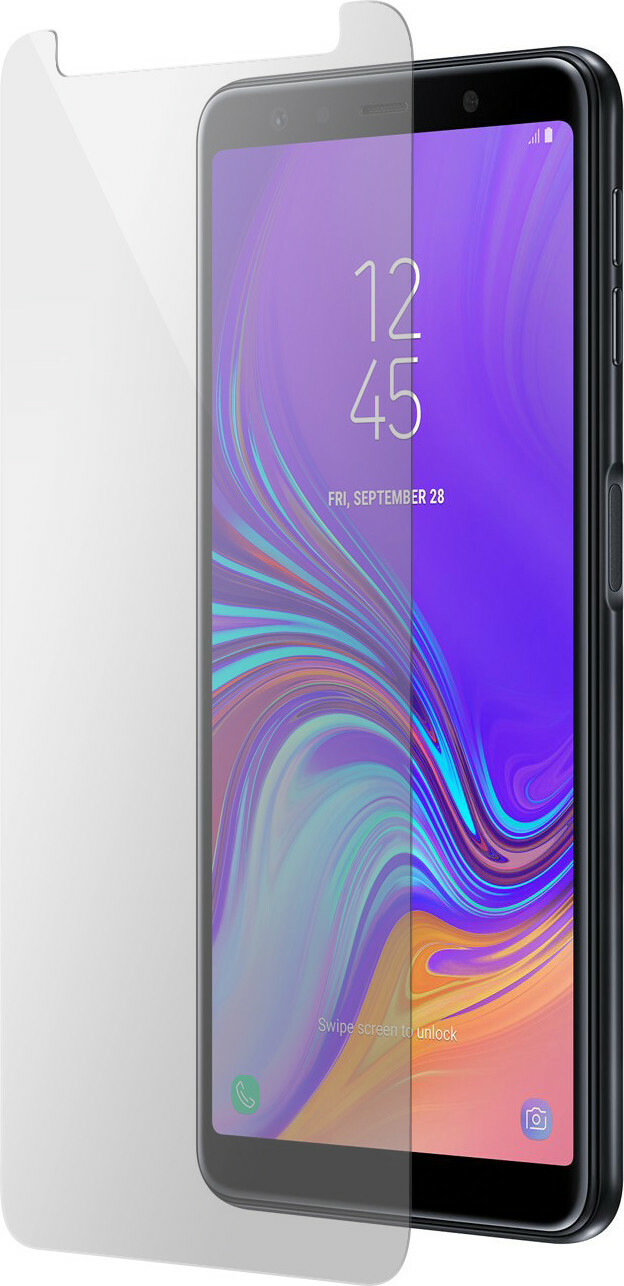 Mobiparts Regular Tempered Glass Samsung Galaxy A7 (2018)