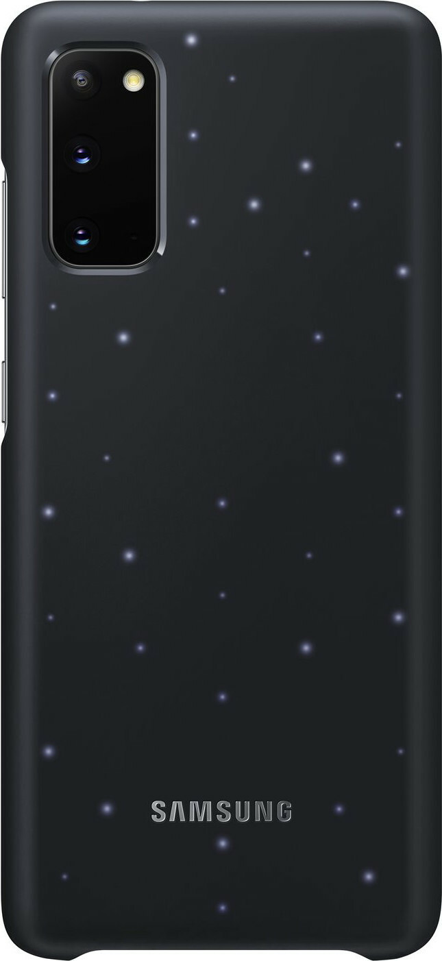 Samsung Galaxy S20 Smart LED Cover Black