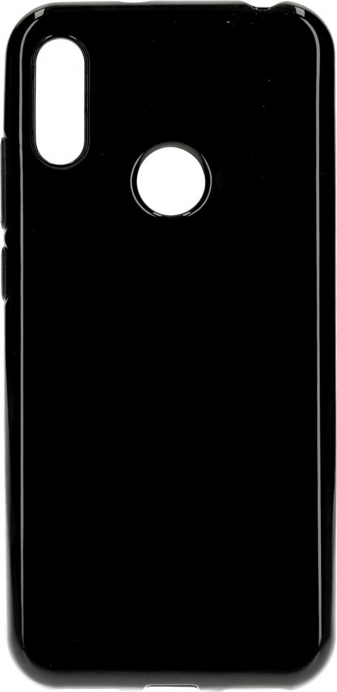 Mobiparts Essential TPU Case Huawei Y6 (2019) Black