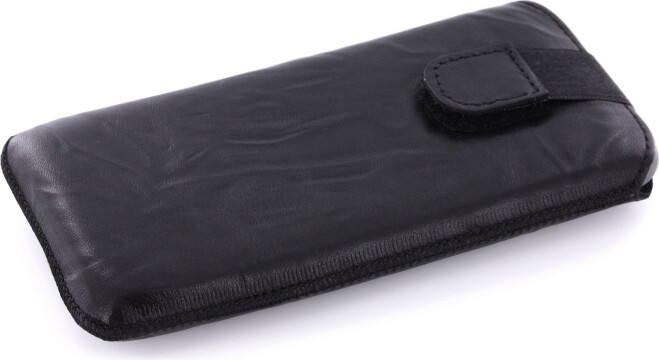 Mobiparts Uni Pouch SMOKE Size 3XL Black
