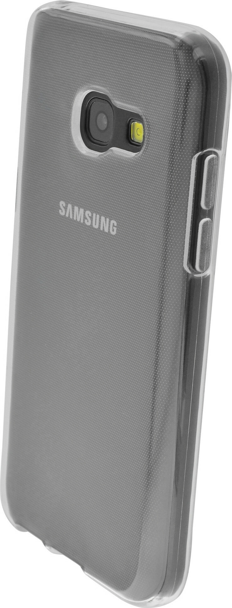Mobiparts Classic TPU Case Samsung Galaxy A3 (2017) Transparent