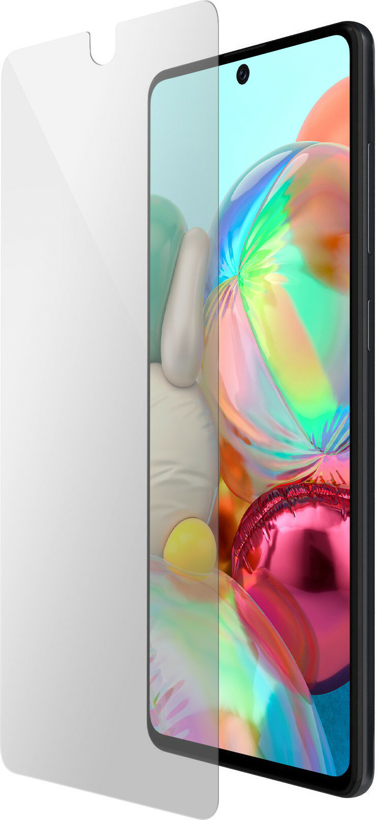 Mobiparts Regular Tempered Glass Samsung Galaxy A71 (2020)