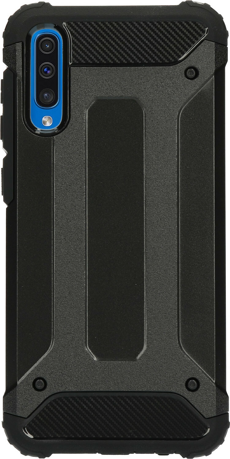 Mobiparts Rugged Shield Case Samsung Galaxy A50 (2019) Black