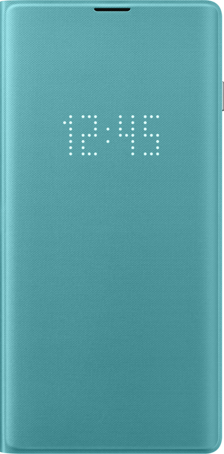 Samsung Galaxy S10 LED View Cover Green