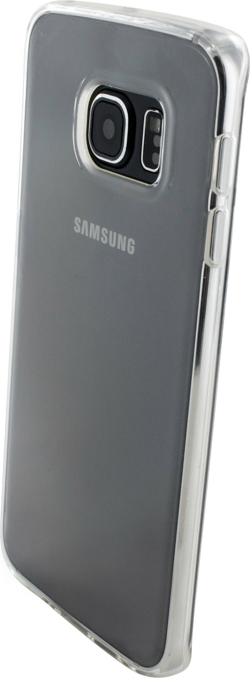 Mobiparts Classic TPU Case Samsung Galaxy S6 Edge Transparent