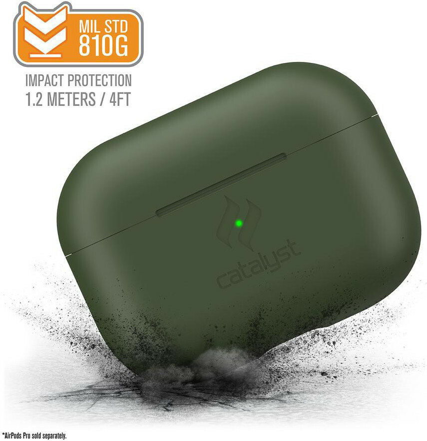 Catalyst Slim Case Apple Airpods Pro Army Green