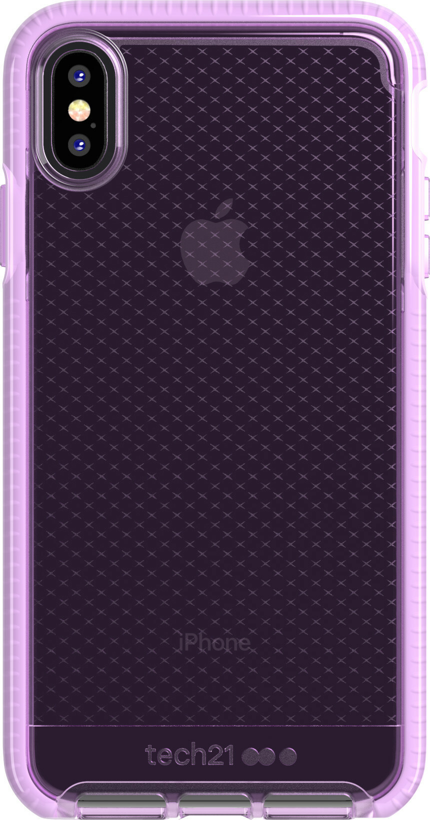 Tech21 Evo Check Apple iPhone XS Max Orchid