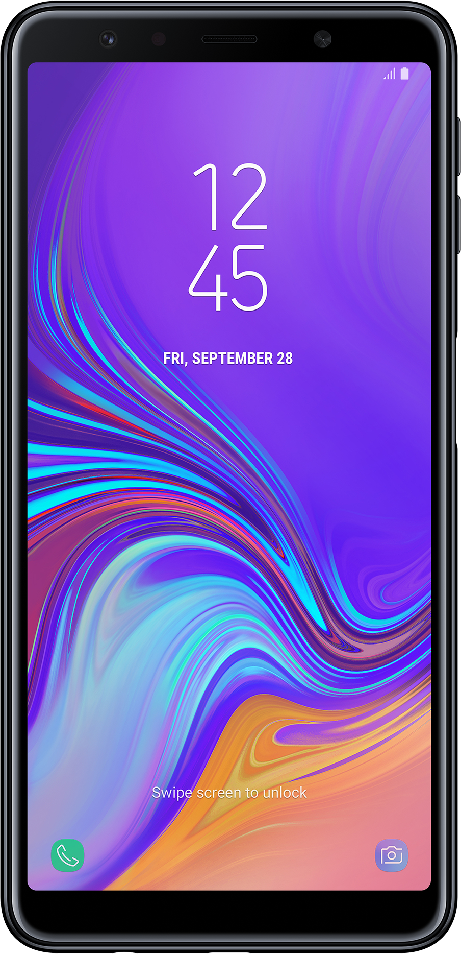 Samsung Galaxy A7 2018 Black