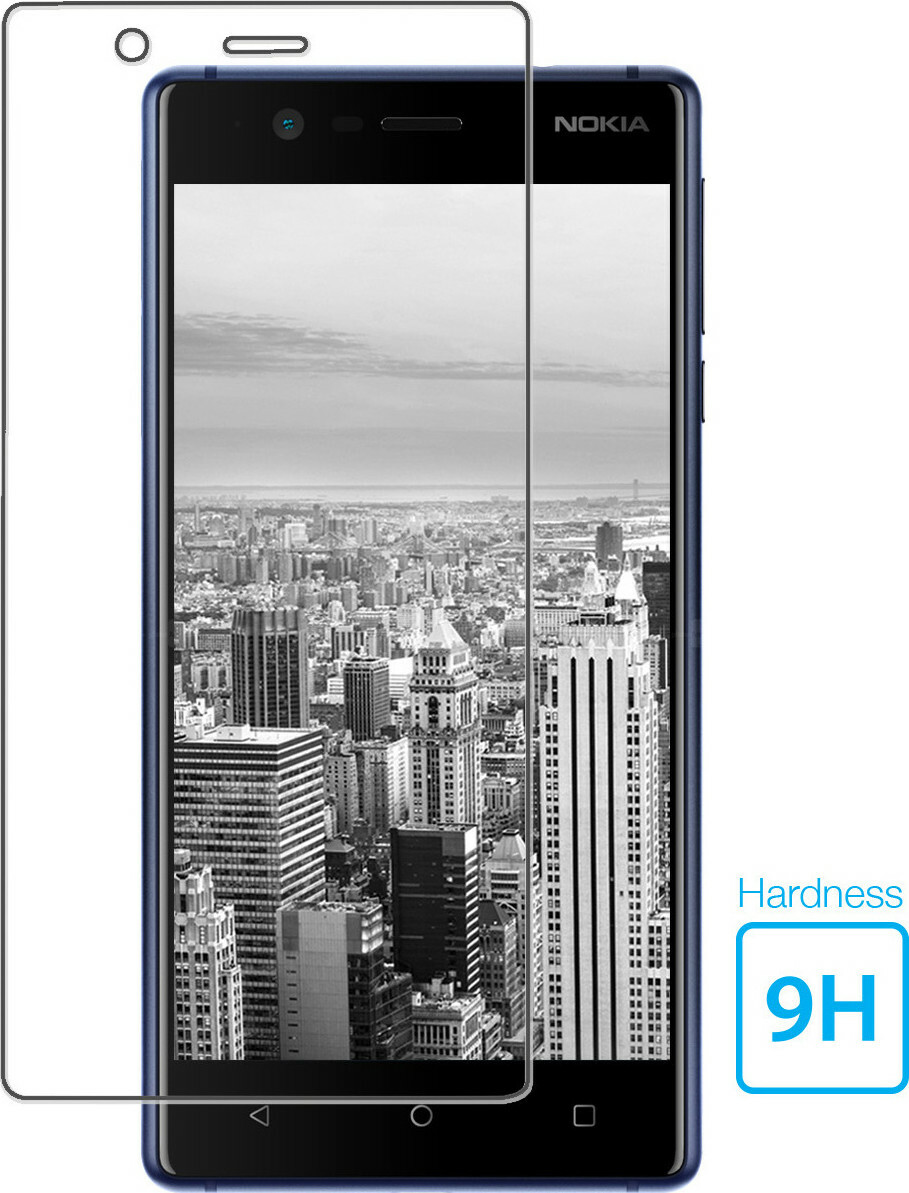 Mobiparts Regular Tempered Glass Nokia 3