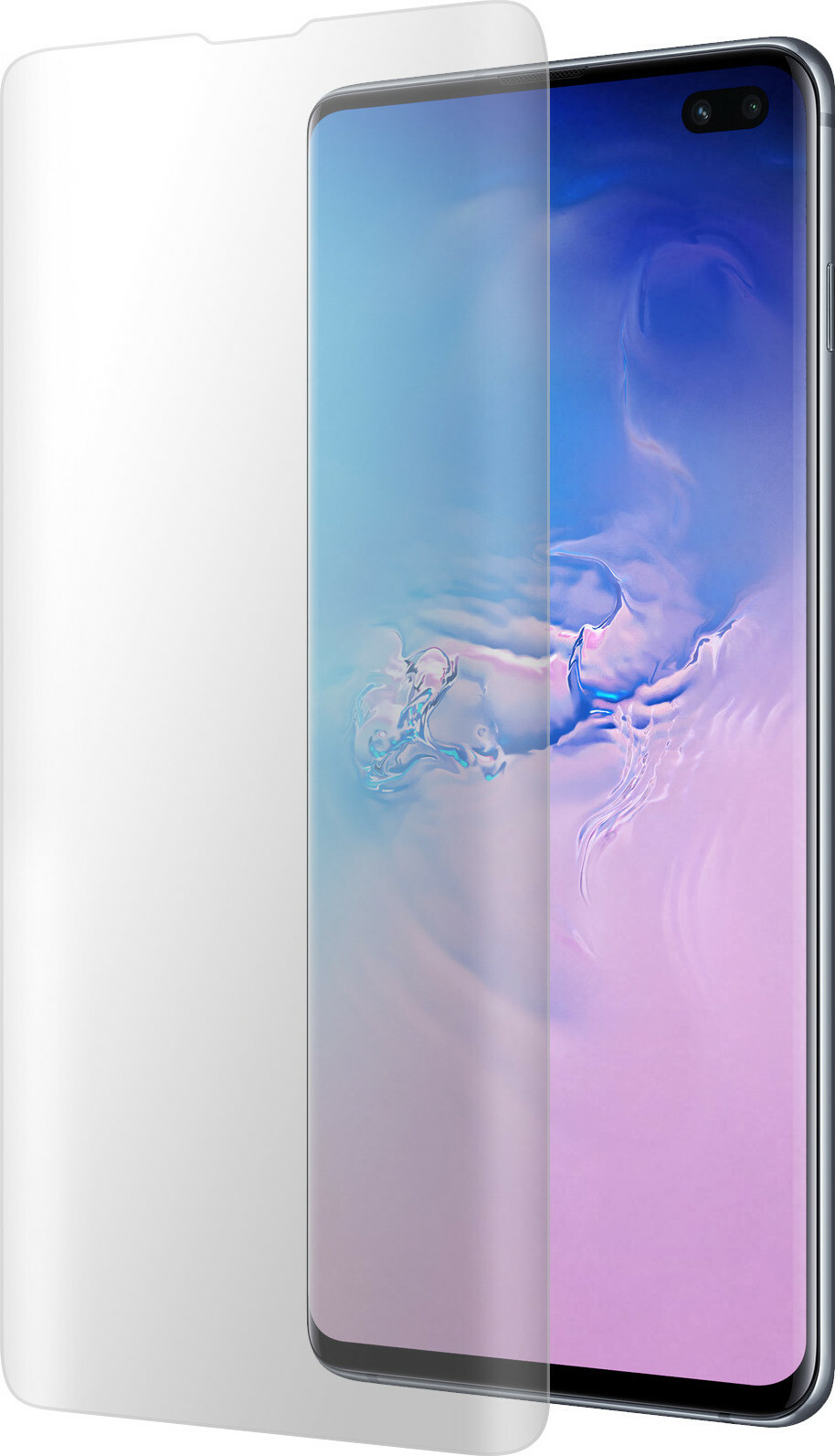 Mobiparts Curved Glass Samsung Galaxy S10 Plus