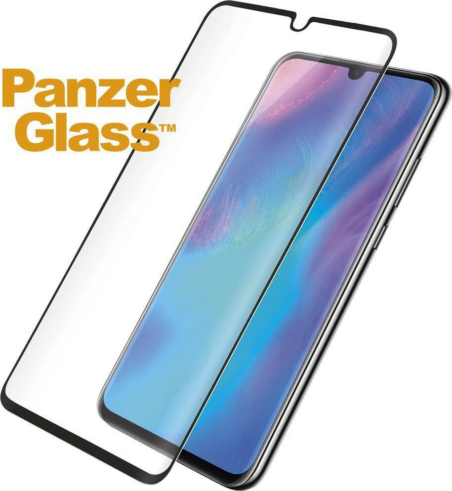 PanzerGlass Huawei P30 Pro Black Case Friendly Super+ Glass