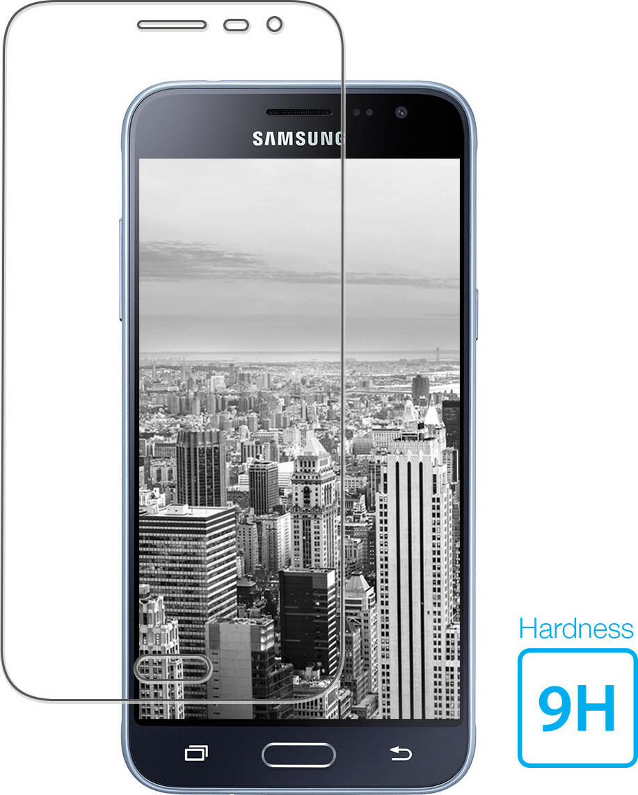 Mobiparts Regular Tempered Glass Samsung Galaxy J3 (2016)