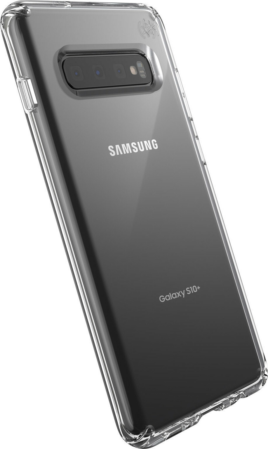 Speck Presidio Stay Clear Samsung Galaxy S10 Plus Clear