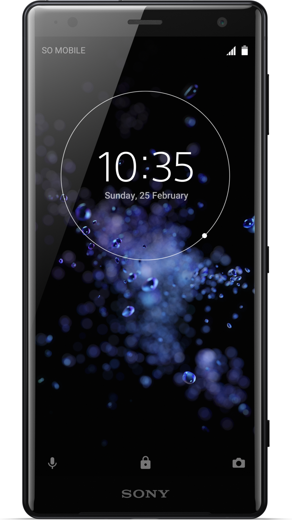 Sony Xperia XZ2 Liquid Black