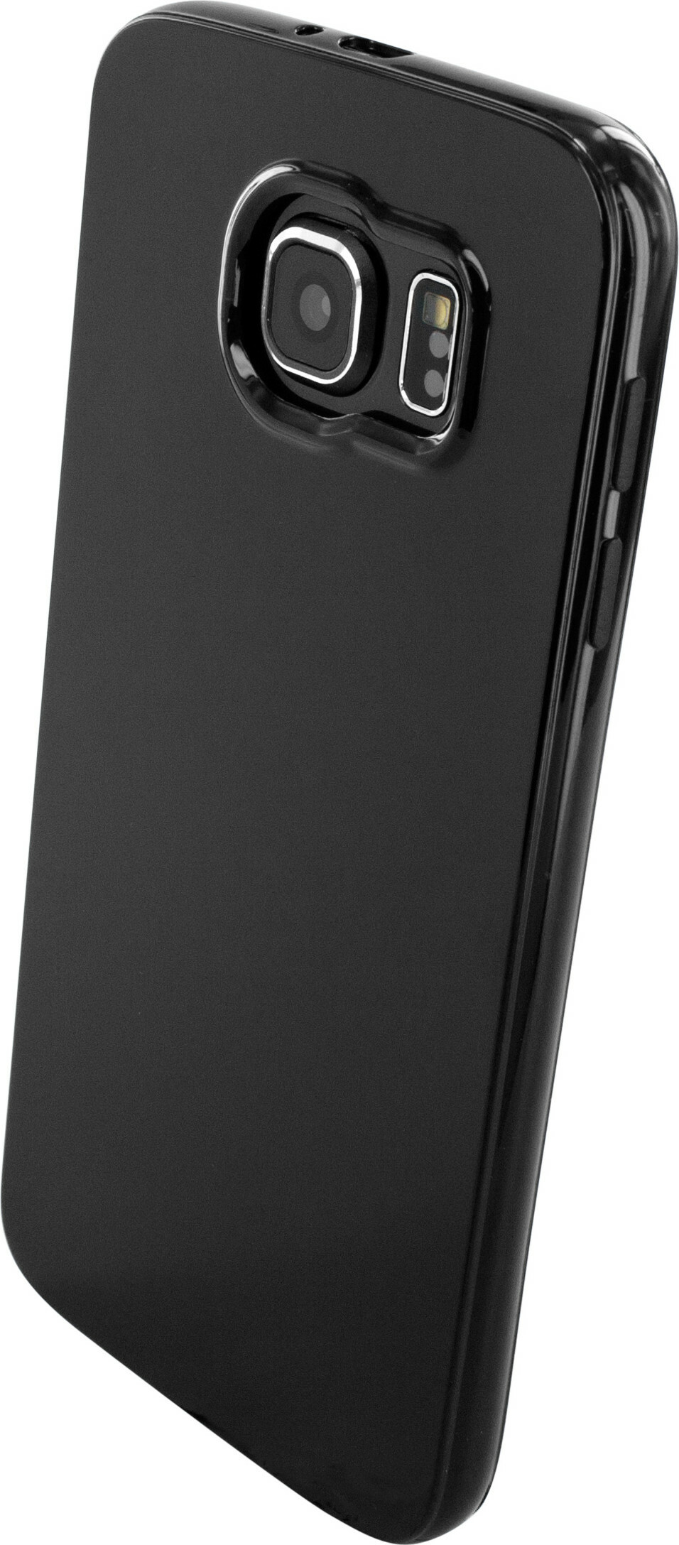 Mobiparts Classic TPU Case Samsung Galaxy S6 Black