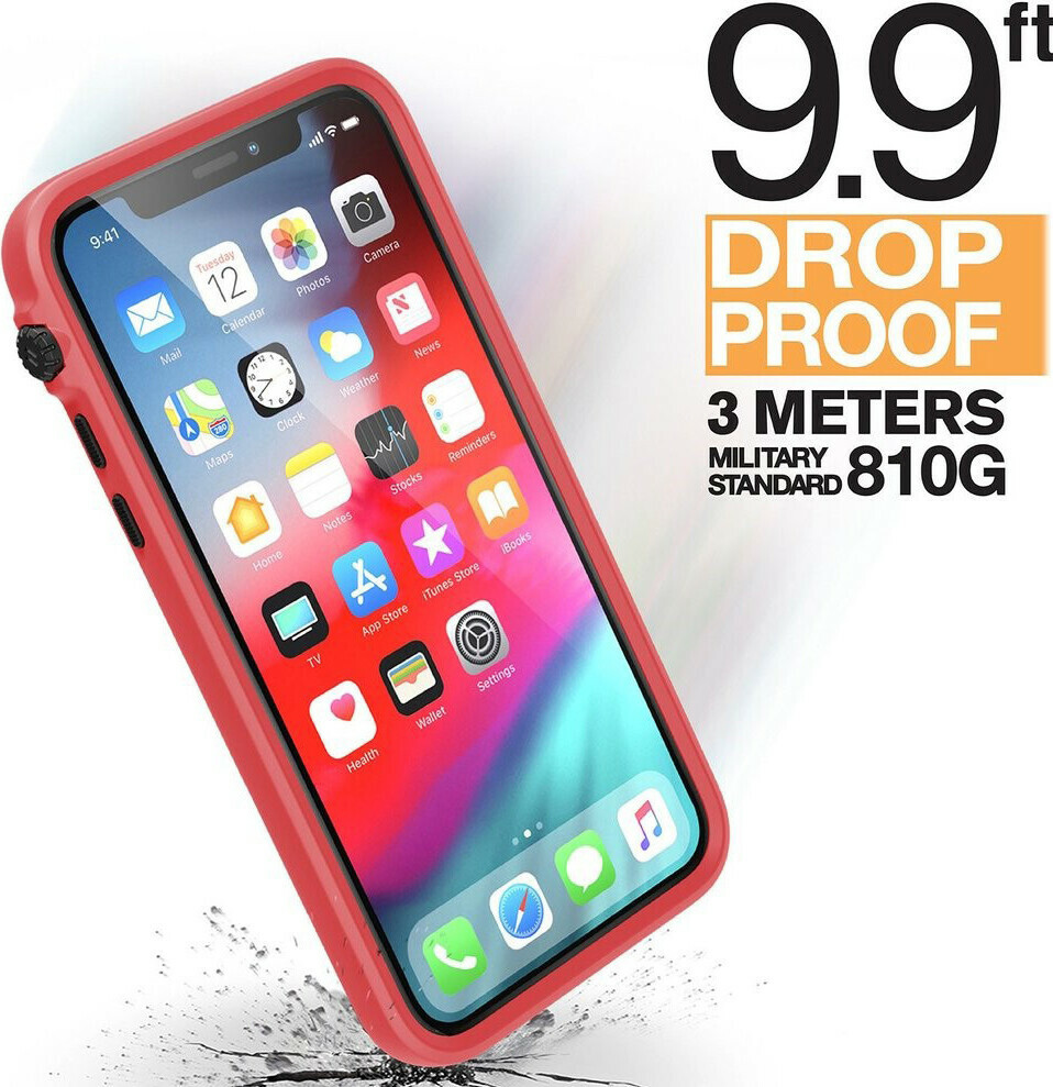 Catalyst Impact Protection Case Apple iPhone X/XS Coral