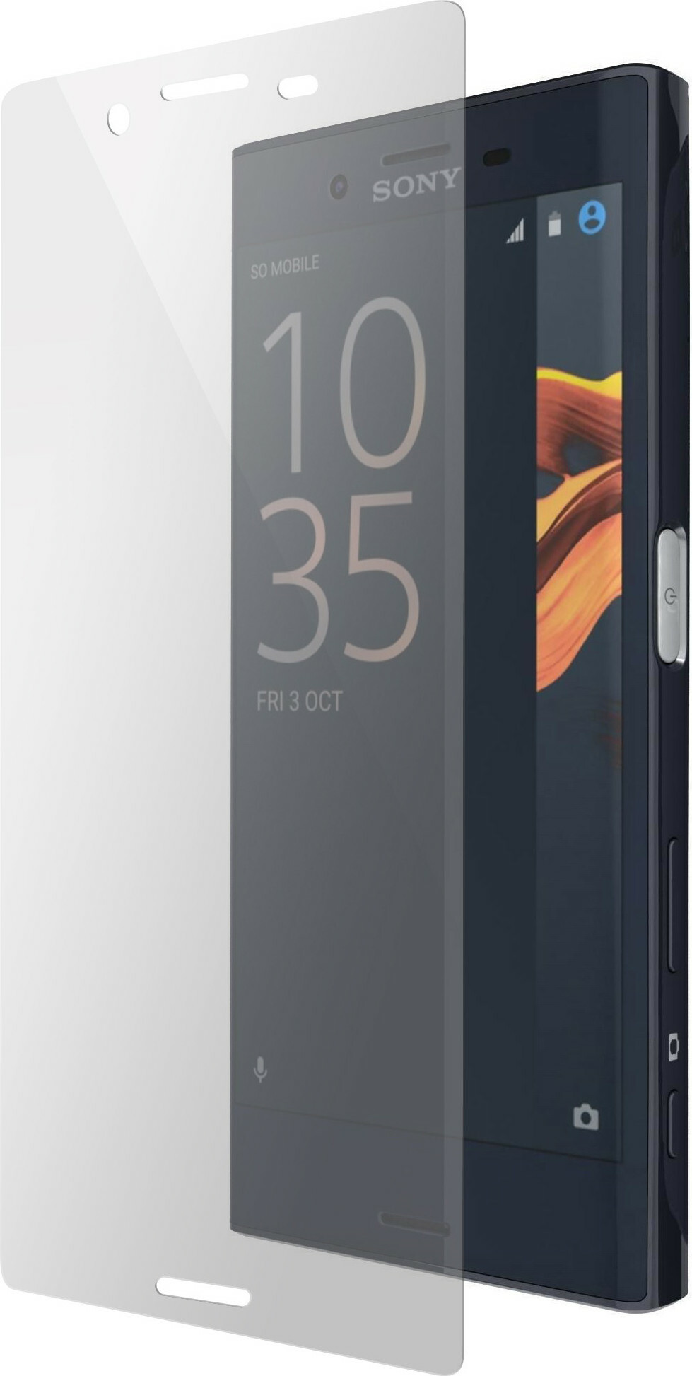 Mobiparts Regular Tempered Glass Sony Xperia X Compact