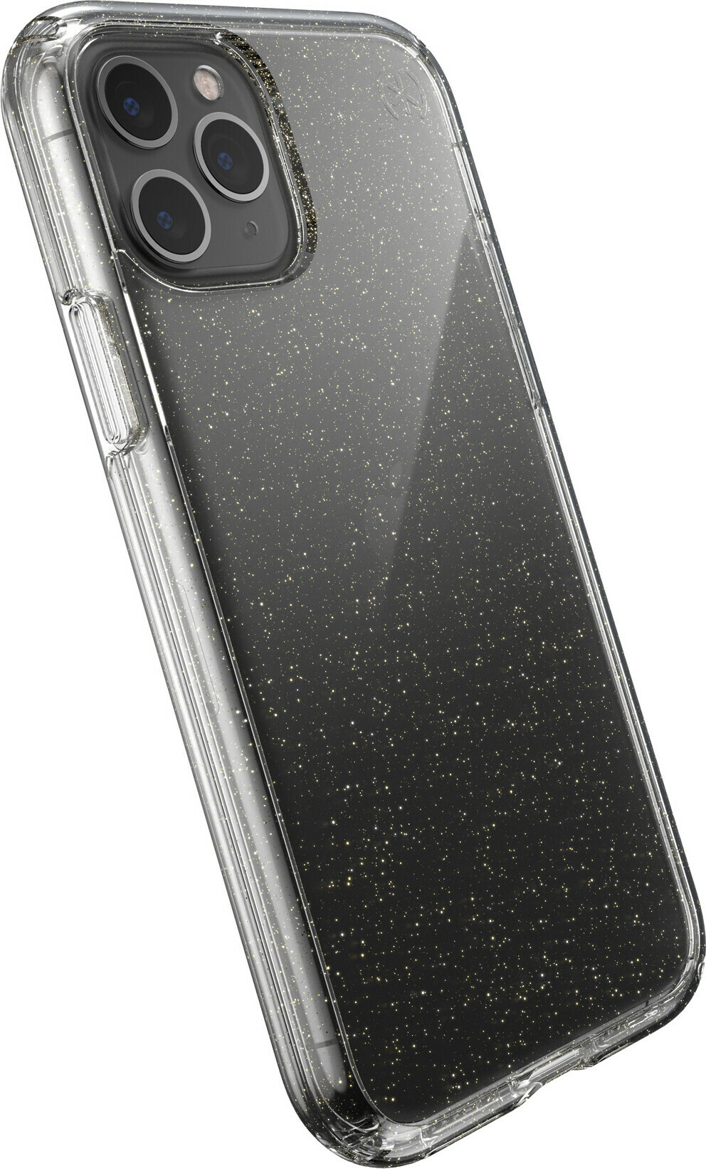 Speck Presidio Perfect Clear Glitter Apple iPhone 11 Pro Clear/ Gold